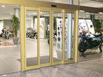 Perfil para puertas de aluminio / antipánico ALU48 DITEC