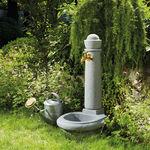 fuente de jardín / de plástico / moderna