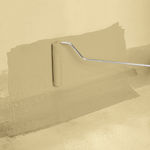 Membrana impermeabilizante de poliuretano / para balcón / de cemento / líquida ALSAN® 200 SOPREMA