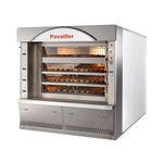 horno eléctrico / para uso profesional / de vapor / de pisos