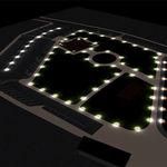 Programa de gestión de iluminación / para sistema de edificio inteligente / para instalaciones eléctricas LITESTAR PRO Goccia Illuminazione
