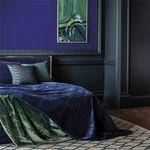 tela de tapicería / de color liso / con motivos / de algodón