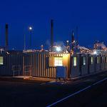 contenedor para uso industrial / para obra