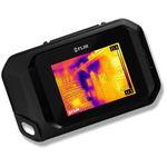 cámara térmica portátil / de interior / de infrarrojos / para el diagnóstico de edificios