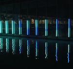 luminaria empotrable / LED / lineal / de exterior