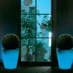 Macetero de termoplástico / redondo / moderno / para uso residencial HAPPY Altatensione