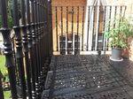 Balcón con barrotes / de aluminio VICTORIAN British Spirals & Castings