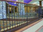 Barandilla de interior / de metal / de barras / para balcón 37006-2 Couturier Iron Craft