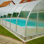 Cubierta para piscina de seguridad / para infinitas EXPAL EXPAL