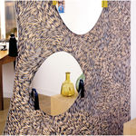 espejo de pared / moderno / de Constance Guisset