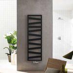 radiador toallero eléctrico / de metal / moderno / de baño