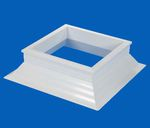 Marco de claraboya SKYLUX® PVCU 30/20 AG PLASTICS