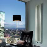 Radiador eléctrico / de agua caliente / horizontal / vertical COSMOPOLITAN by Perry King & Santiago Miranda Runtal