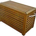 arcón de jardín / de teca - SC703540