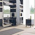 biblioteca moderna / a giratorias - VISTA