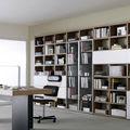 biblioteca moderna / de madera - FUSION: GAFU02