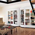 biblioteca moderna / de madera - 418 PAGINA by Jean Louis Berthet