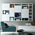 biblioteca moderna / de pared - FUSION: GAFU01
