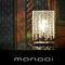 Lámpara de mesa / moderna / de cristal / de interior LINEA T Manooi
