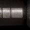 lámpara araña moderna / de cristal / halógena / hecha a mano