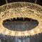 Lámpara araña moderna / de cristal / hecha a mano RIO Manooi