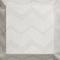 Tela para cortinas / con motivos geométricos / de poliéster BERGEN : VISION Equipo DRT