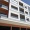 barandilla de aluminio / de chapa perforada / de exterior / para balcón