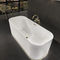 baño moderno / de cerámica / de madera lacada