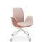 silla de visita moderna / de tejido / para uso residencial