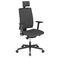 silla de oficina moderna / con ruedas / con reposacabezas / giratoria