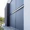 Estor enrollable / de lona / de exterior / para uso residencial ZIPX®85-95-120 Wilms SA