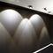 luminaria de orientación / LED / de vidrio / de aluminio fundido