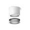downlight montado en superficie / LED / redondo / tubular
