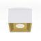 downlight montado en superficie / LED / cuadrado / rectangular