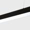 perfil de iluminación suspendido / LED / sistema de iluminación modular / regulable