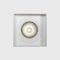 downlight empotrable / LED / cuadrado / de aluminio