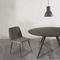 Mesa de comedor moderna / de MDF / de fresno / rectangular AKI-MET by Emilio Nanni Traba'