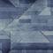 Papeles pintados modernos / de tela / de vinilo / con motivos geométricos GEOMETRIC GRID Skinwall