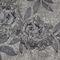 Papeles pintados modernos / de tela / de vinilo / con motivos florales LACE Skinwall