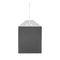 perfil de iluminación empotrable / montado en superficie / suspendido / de techo