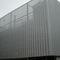 Celosía con lamas de aluminio / de acero / de acero inoxidable / para fachada ST® LUMIÈRE ArcelorMittal Construction