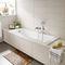 bañera independiente / de hierro fundido