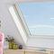 ventana de tejado de proyección / de PVC / con vidrio doble / con vidrio triple