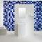 Baldosa para baño / de suelo / de cerámica / color liso MOSA COLORS Mosa. Tiles.