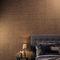 revestimiento de pared para uso residencial / no tejido / con relieve / brillante