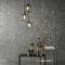 Papeles pintados modernos / de fibras vegetales / con motivos geométricos / aspecto metal ELIXIR Omexco