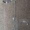 set de ducha de pared / clásico / con alcachofa / termostático
