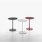 mesa bistró moderna / de hierro fundido / de HPL / de MDF