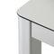 Mesa de centro moderna / de metal / de metal cromado / cuadrada LA TABLE  arrmet