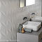 Baldosa de interior / de pared / de gres porcelánico / con motivos geométricos 3D WALL DESIGN 2017: FLASH Atlas Concorde